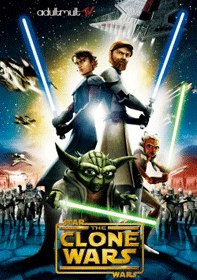 Звездные войны: Войны клонов / Star Wars: The Clone Wars (Сериал 2008-2014)