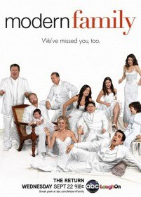 Американская семейка / Семейные ценности / Modern Family (Сериал 2009-2015)