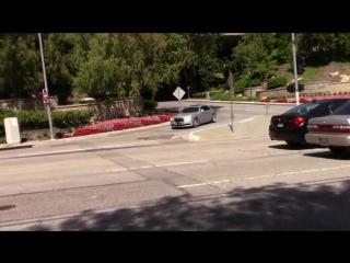 HD: Уэсты отобедали в Soho House в Западном Голливуде (7 июня 2015)