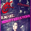 08.03.15 | 8.März. BEAUTY KILLS YOU | HORROR BAR