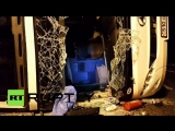 Пассажирский автобус разбился в Тульской области 8 человек погибли