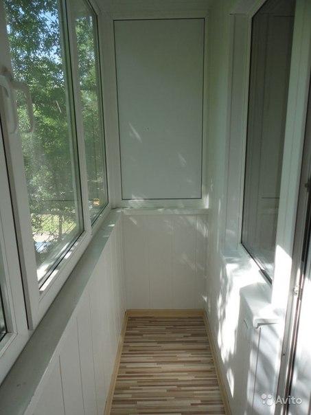 Балкон из кашнировых сэндвич панелей фото..