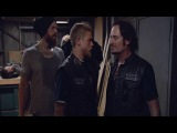 Sons of Anarchy Season 4 Gag Reel
