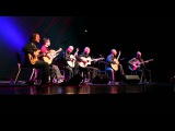 Bohemian Rhapsody - California Guitar Trio + Montreal Guitar Trio