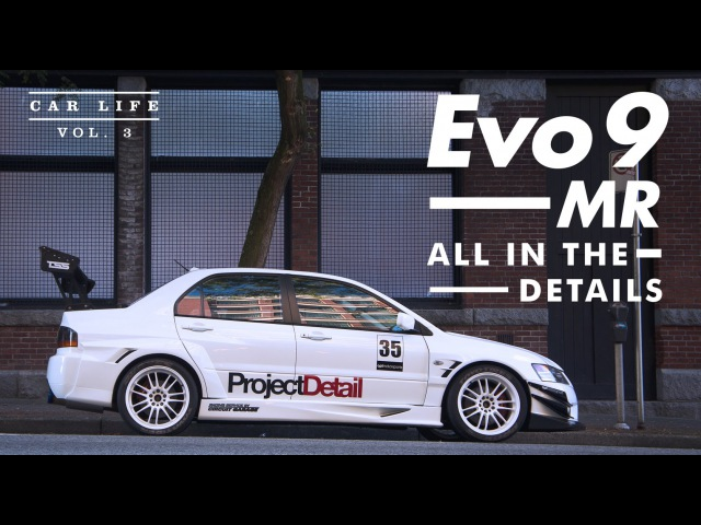 Car Life Evo 9 MR - All In The Details – SingularEntity.com