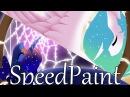 MLP Speedpaint - DreamCatcher and SunDrop
