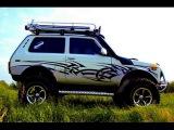 Тюнинг ВАЗ 21213 НИВА 4х4 внедорожник (автоновинки 2015)