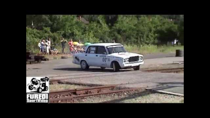 Salgó Midex Rallye 2013 Jana-Tomo