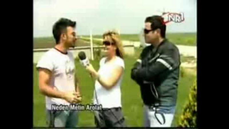 Tarkan - Arada bir making of 1