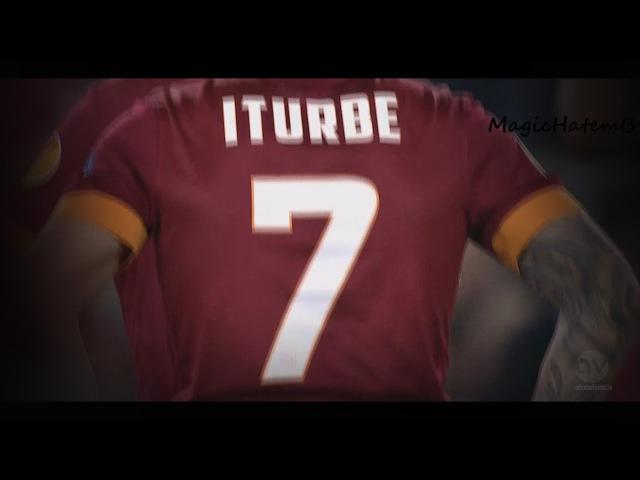 ►Juan Iturbe◄ Goals Assists Skills Dribbling ● AS Roma ● 2014/15 ● HD