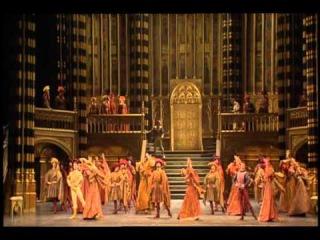 """С. Прокофьев балет """"Ромео и Джульетта"""" - Танец рыцарей"""
