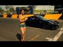 Nissan GTR Vs a Woman Top Gear Festival Sydney