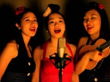 The Andrews Sisters - Rum And Coca-Cola(Cover by The Barberettes)