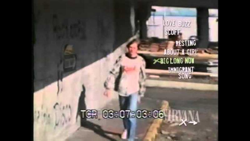Nirvana - Footage from Aberdeen, 1984
