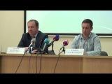 Пресс-конференция Шурова Дмитрия Юрьевича 22 апреля