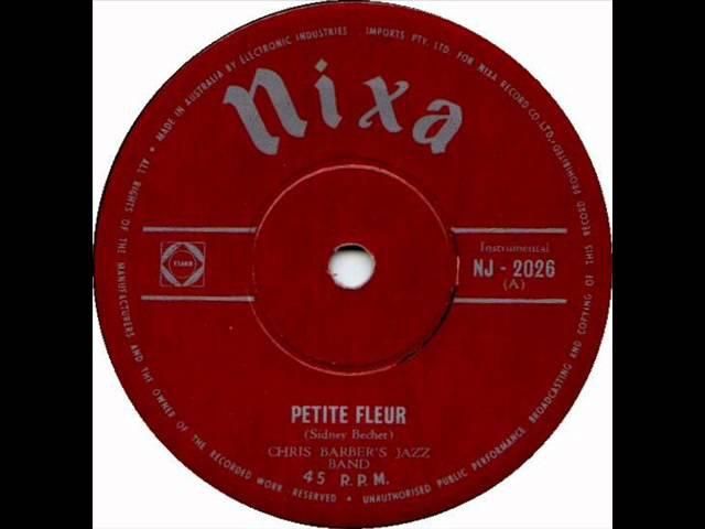 Chris Barber's Jazz Band - Petite Fleur