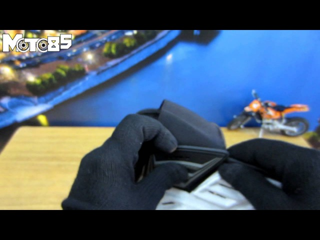 Панцирь Fox Titan Sport Race Subframe - обзор от Moto85.ru