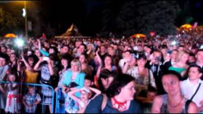 Концерт Василя Бондарчука в м.Ізюм