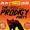 The Prodigy Party @ H2O, Vinnytsya, 26.04.15