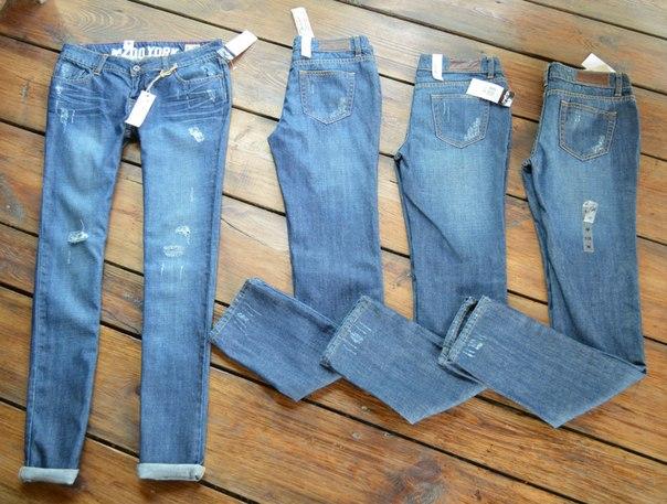 где купить джинсы дешево спб