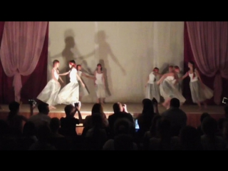Лагерь Орбита-4 смена 2015-3 отряд-танец Кукушка