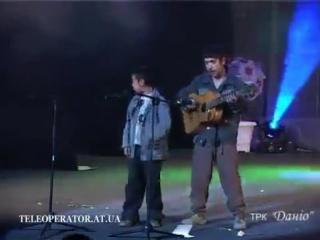 Цыганёнок поёт