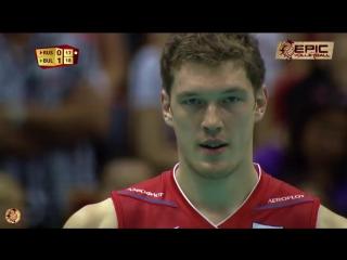 Лучший волейболист в мире - Дмитрий Мусэрский