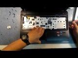Как разобрать ноутбук HP Pavilion m6 (HP Pavilion m6 disassembly)