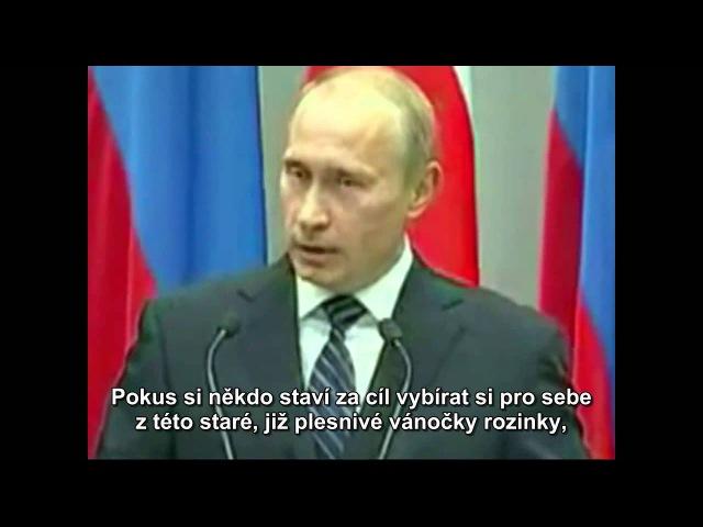 Putin odpověděl Polákům, kdo začal válku Titulky CZ » Freewka.com - Смотреть онлайн в хорощем качестве