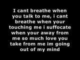 J HOLIDAY - SUFFOCATE LYRICS