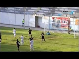 Celik Zenica's Benjamin Colic scored a brilliant long range free kick in Bosnia