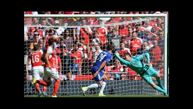 Arsenal Vs Chelsea 1 0 Full Highlights HD Community Shield 2015