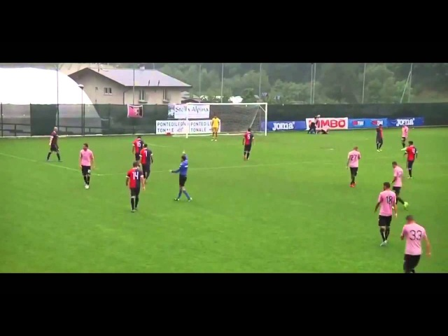 Palermo Franco Vazquez pulls off THREE consecutive nutmegs in 5 seconds v Lumezzane Video