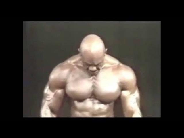 Серджио Олива (Sergio Oliva) - величайший бодибилдер
