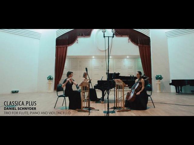 Classica.Plus-Daniel Schnyder-Trio for Flute,Piano and Violoncello-Part2
