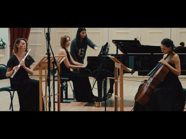 Classica.Plus-Daniel Schnyder-Trio for Flute,Piano and Violoncello-Part1