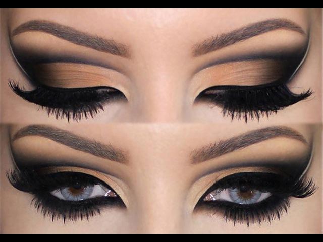 ♡ Arabic Inspired ♡ Make Up Tutorial ♡ Cut Crease ♡