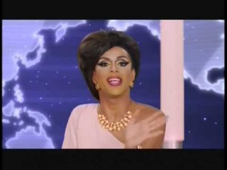 Drag News Network (DNN): Shangela interviews Darryl Stephens on DTLA