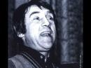 Моё второе Я Vladimir Vysotsky (в записи М.Шемякина)