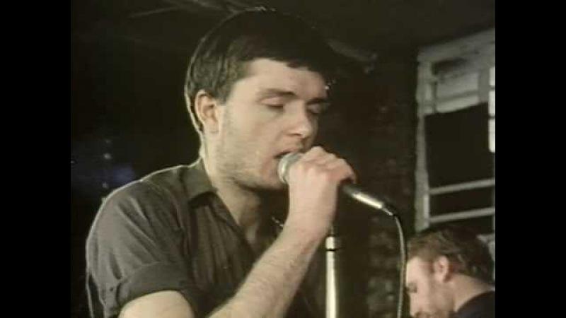 Joy Division - Love Will Tear Us Apart (Video)