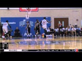 Tyler Johnson buzzer-beater inbounds lob from Justise Winslow Heat vs. Nets, Orlando Summer League