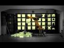 Robotic arms create custom furniture in Kram/Weisshaar's Robochop installation