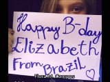 Happy 23rd birthday, Elizabeth Lail!