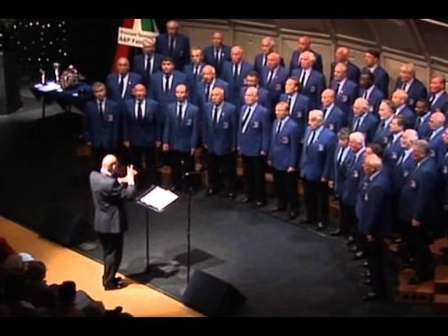 What Shall We Do with the Drunken Sailor - Canoldir Male Choir