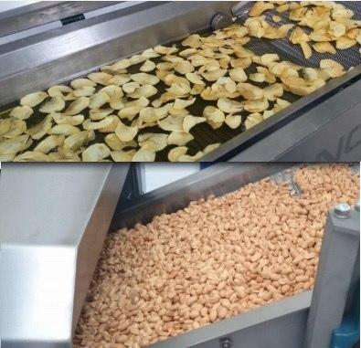 Производство чипсов и жареного арахиса