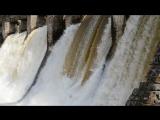 ГЭС «Пороги» Действующая непрерывно с 1909 года. ... Порожское водохранилище 1.2 км. Ж.Д.мост 11 км. ЛПДС «Бердяуш» 12 км.