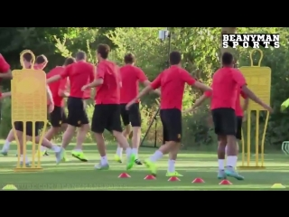 Training In Seattle For Club America | mufc.news