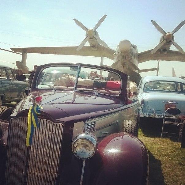 24-26 апреля. Old Car Fest 2 !  BFq1iOwaPYE
