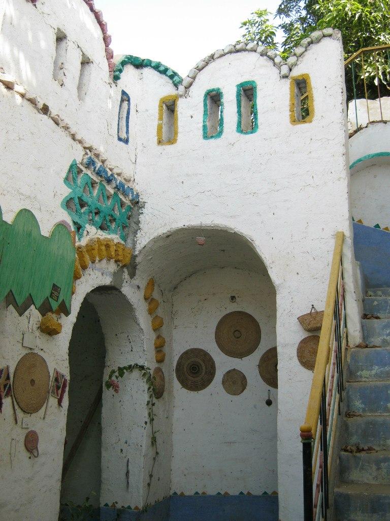 Нубийские сёла на острове Элефантина (в Асуане)