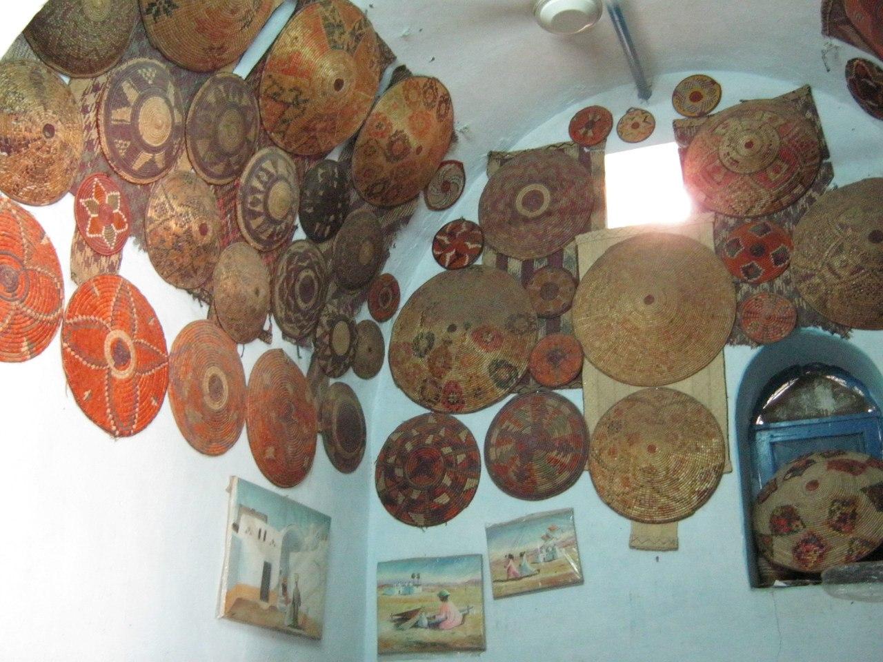 комната нубийского дома